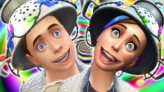 The Sims 4 ...but EVERYONE IS STRANGE