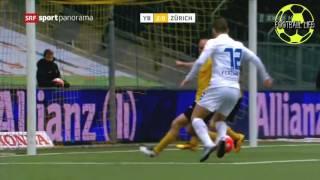 Aleksander Kerzhakov Goals & Skills FC Zürich 2016