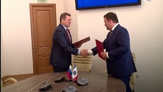 Новгородская область будет активно сотрудничать с компанией «Россети»