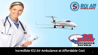 Top-Level Air Ambulance from Pondicherry and Goa to Delhi at Low Budget