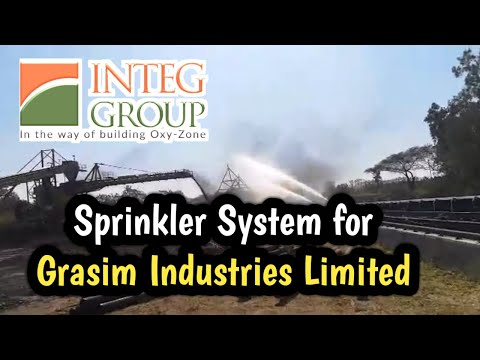 Long Range Water Sprinkler