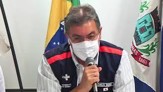 Diante a colapso, força tarefa de Saúde de Minas desembarca em Patos de Minas para avaliar colapso e propor estratégias