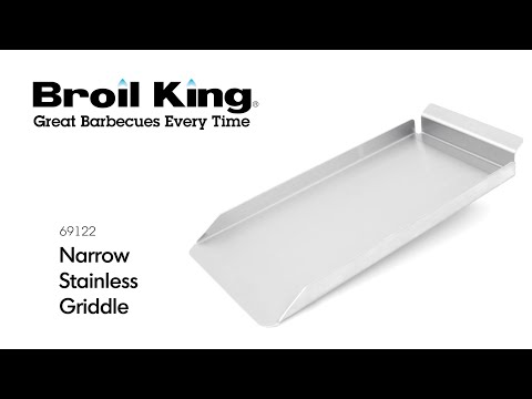 Stekplatta Broil King Narrow Griddle