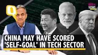 Will China Pay Heavy Price in Global Tech War by Messing With India? | The Quint