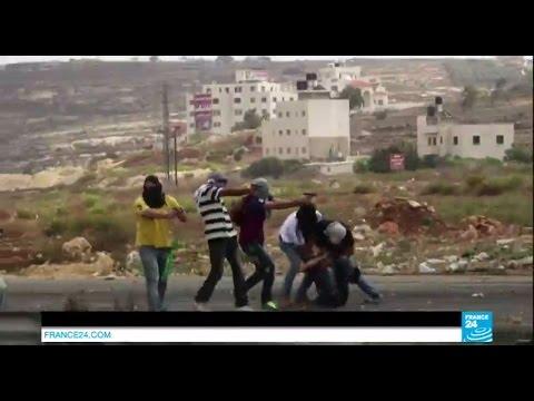 Israël : Des policiers infiltrés tirent sur des lanceurs de pierres palestiniens