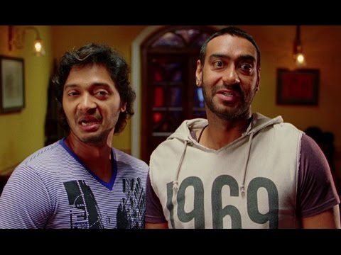 Ajay Devgn's notorious prank on his step brothers - Golmaal 3