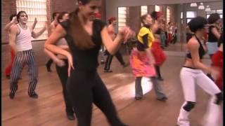 1x02 - Chorégraphie - Baila morena