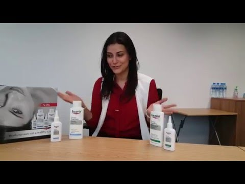 Eucerin Hair care Shampoo