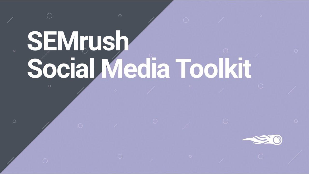 Semrush Toolkits image 4