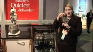 KitchenAid Dishwasher Video