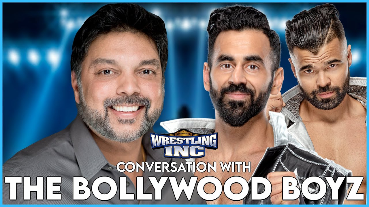 The Bollywood Boyz Talk Their Relationship With Vince McMahon, If Vince Was Ever At NXT
