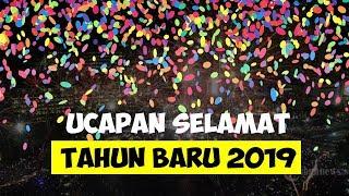 Kumpulan Ucapan Selamat Tahun Baru 2019 Bahasa Inggris dan Indonesia, Pas untuk Dikirim Via WhatsApp