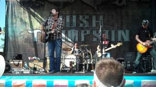 josh thompson- you aint seen country yet