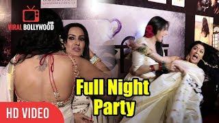 HOT Kavita Kaushik And Kamya Punjabi | Full Night Party | Brand Neerushaa Launch