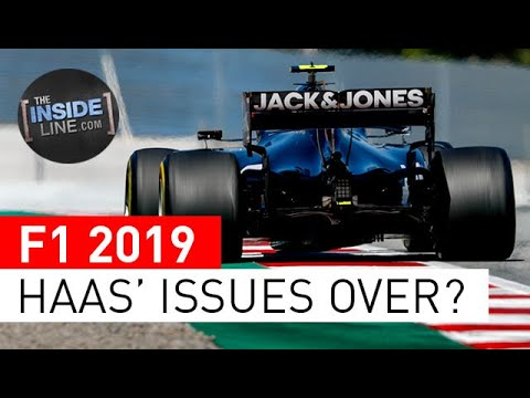 Image: Have Haas finally figured out their tyre issues?