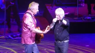 """""""The One That You Love & Lost in Love"""" Air Supply@AMT Lancaster, PA 2/19/17"""