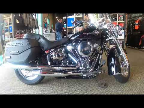2020 Harley-Davidson Heritage Softail Classic 107 FLHC