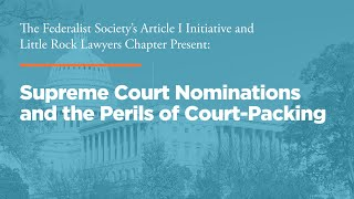 Click to play: Supreme Court Nominations and the Perils of Court-Packing