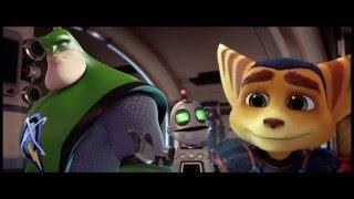 Ratchet & Clank Film Trailer