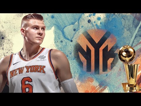 REBUILDING THE NEW YORK KNICKS IN NBA 2K19
