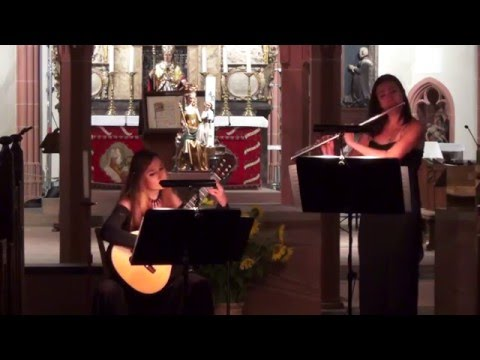 Live Konzert 2015 Duo Rosso