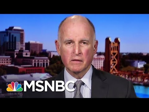 California Set To Leave Donald Trump Behind On Climate Policy | Rachel Maddow | MSNBC