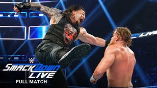 Murphy is put to the test in a high-octane match against Roman Reigns on SmackDown LIVE in 2019: Courtesy of WWE Network. WWE Network | Subscribe now: http://wwe.yt/wwenetwork