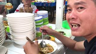 Bữa ăn trưa sang chảnh lên đến 3 triệu đồng của Khương Dừa có món gì???