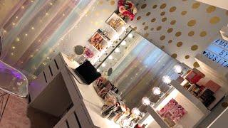 Makeup Room Decor/Tour 💕✨ | Rosita Rodriguez 💖