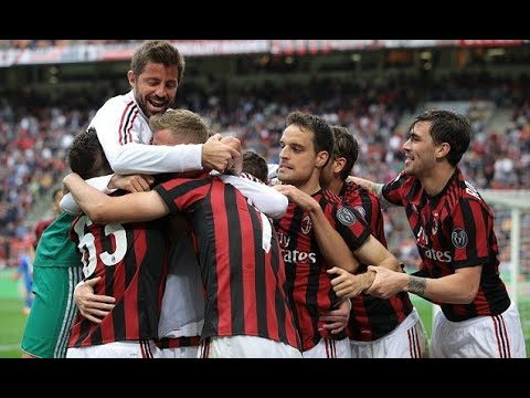 Breaking News -  AC Milan banned from competing in Europe for next season
