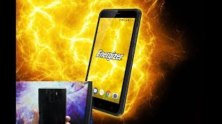 Energizer: World`s first smartphone massive battery 16k mAh at MWC 2018