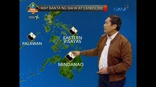 UB: Weather update as of 6:03 a.m. (November 14, 2018)