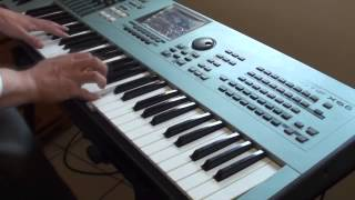 Daft Punk - Giorgio by Moroder - Piano Keyboard Cover Version