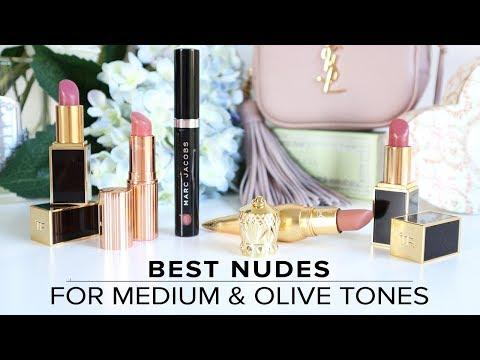 6 BEST NUDES?   Matte   Liquid Lipsticks   Sophie Shohet