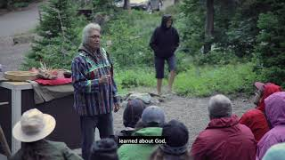 Don Fish - Native America Speaks (Audio Described)