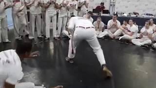 Abadá Capoeira - Jogos da União 2017 Jogo de Benguela