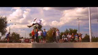 preview picture of video 'Kacper Szymański Piaseczno Skatepark'