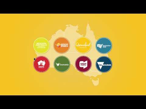 Tourism Australia's Aussie Specialist program