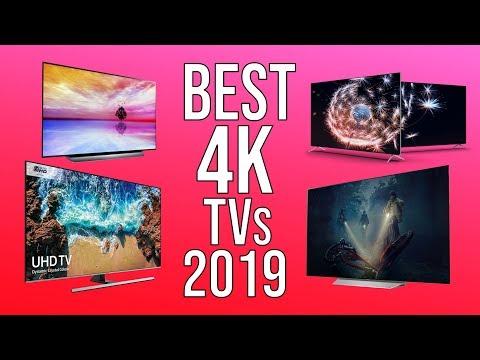BEST 4K TV 2019 | TOP 10  BEST 4K TVs of 2019