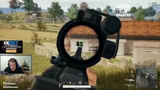 Лежать с пулеметом - не ошибка / BEST PUBG