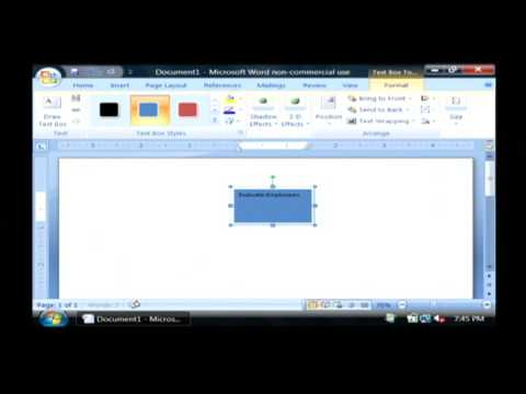 Computer Help & Solutions : How To Create A Flowchart In Word Mp3