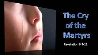 Ps Danny Pang_  The Cry of the Martyrs
