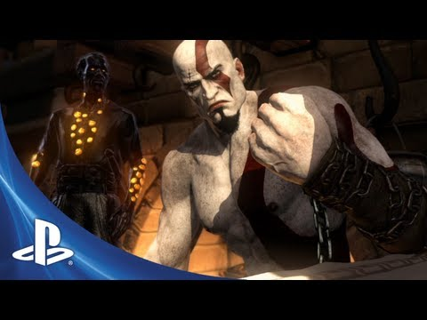 This Is How To Capture Kratos' Human Side…