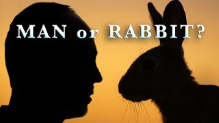 Man Or Rabbit? By CS Lewis
