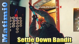 Settle Down - Rainbow Six Siege