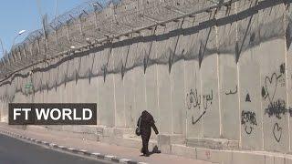 Israel Extends Its High-tech Barriers I FT
