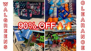 HOT 🔥WALGREENS 90% OFF SUMMER CLEARANCE || STOCK UP TIME😍