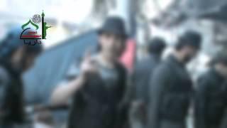 preview picture of video 'داريا-كتائب الصحابة - التجهيزلعمليةاقتحام تواجدالشبيحةفي المدينة 10-4-2013'