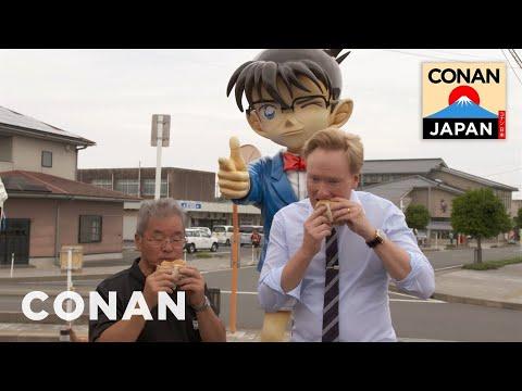 Conan v Japonsku #7: Návštěva Conan Townu