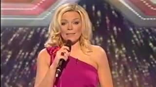 The X Factor 2006  Live Show Quarter finals Barry Manilow week